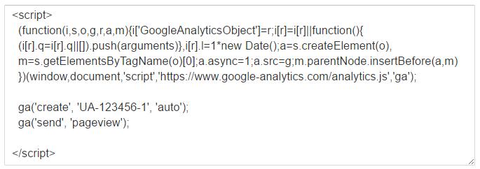 Здесь должно быть изображение для статьи - Два шага для правильного отслеживания поддоменов в Google Analytics
